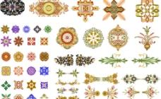 中国古典花纹图片
