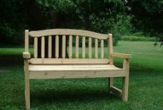 长椅 公园椅图片
