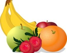 矢量水果图图片