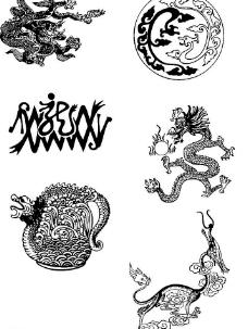 中国龙图片