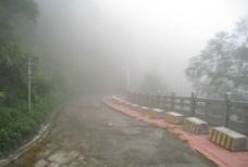 雾中山麓图片