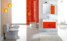 恒洁卫浴 样板间图片
