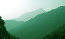 连绵山脉图片