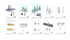 标牌设计标识设计VI设计图片