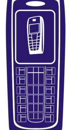 AI格式的手機矢量圖片