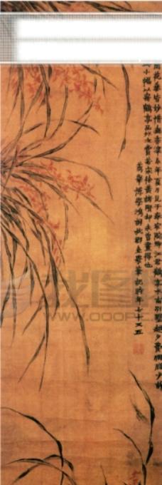 牡丹花 竹子 丹顶鹤 白鹤 梅花 树枝 柳絮 飘絮 杂草 树干 植物  中国