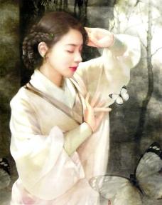 德珍《东方画姬·英雄美人》图片