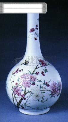 瓶子 花瓶 中国风 陶瓷 艺术品 玉如意 瓷器 古董 中华艺术绘