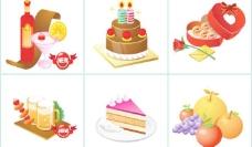 节日食品图片
