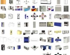 矢量专辑——大型服务器图片
