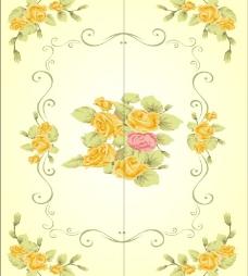 极品黄色牡丹图片