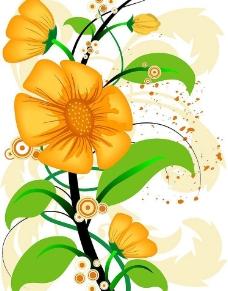 彩绘花奔1图片