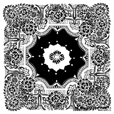 瓷器花纹0058