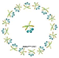瓷器花紋0021