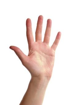 手指喻意0019