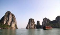 海上桂林图片