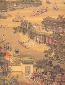 北京大观园图片