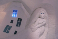 瑞典Kiruna冰旅馆图片