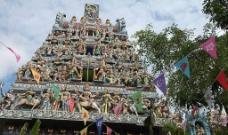 马尔代夫庙宇图片