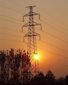 电力铁塔图片