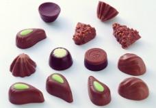 巧克力食品图片