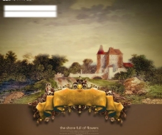 精品房地产广告素材图片