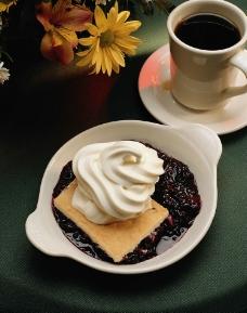 食欲感强的糕点面包图片
