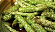 川菜之虎皮青椒图片