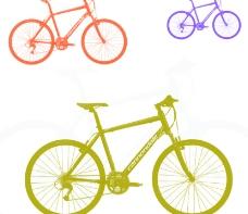 PS笔刷  自行车