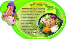 营养成份   功能   维生素  人物图片