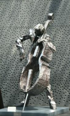 现代雕塑图片