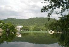 宏村 南湖图片