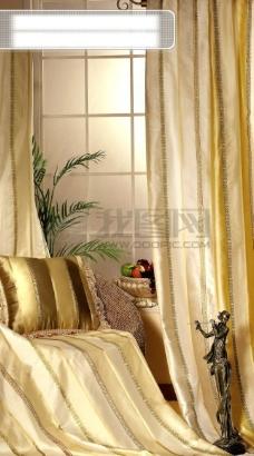 窗帘 床上用品 室内 豪华 舒适 休闲 时尚 经典 家具 墙纸 花纹 沙发