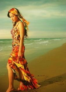 海南女人图片