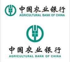 农行标志图片