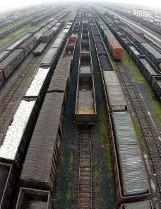 火车  铁路图片