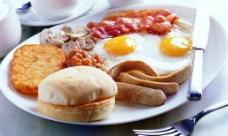 早餐 美食图片