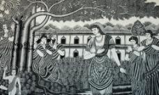 岩泉寺壁画图片