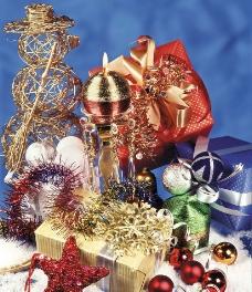 圣诞节日礼品图片