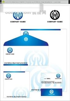 29款信封等VI设计矢量素材打包下载