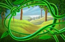 大自然景观0058