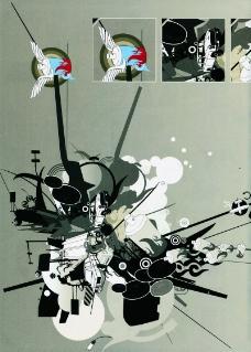 亚太室内设计年鉴2007商业展览展示0250