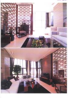 亚太室内设计年鉴2007样板房0184
