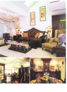 亚太室内设计年鉴2007住宅0175