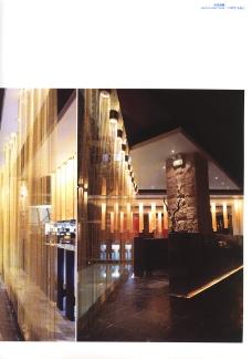 亞太室內設計年鑒2007餐館酒吧0127