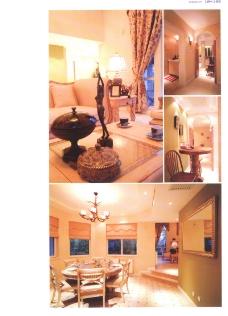 亚太室内设计年鉴2007样板房0166