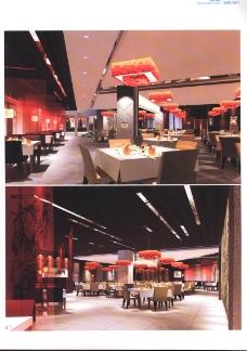 亚太室内设计年鉴2007餐馆酒吧0333