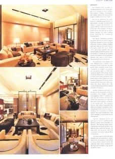 亚太室内设计年鉴2007样板房0113