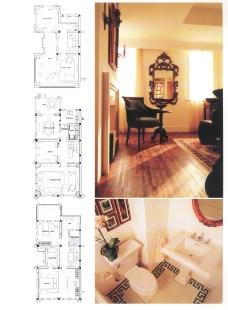 亚太室内设计年鉴2007住宅0151