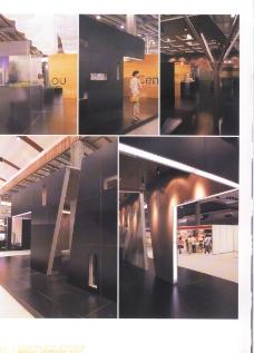 亚太室内设计年鉴2007商业展览展示0090